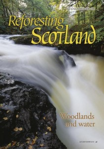 Cover of Reforesting Scotland Journal 42