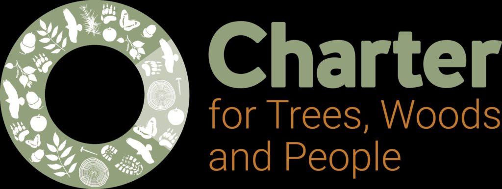 Woodland charter logo