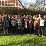 Participants at the StarTree General Assembly meeting in Germany, photo by Minna Korhonen