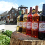 Fruit wines from Cairn o' Mohr