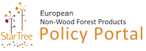 Logo of the StarTree Non-Wood Forest Products Portal