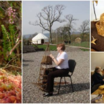 Activities at the West Moss-side Centre, Scotland